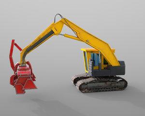 vehicle feller model