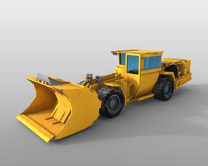 3D haul model