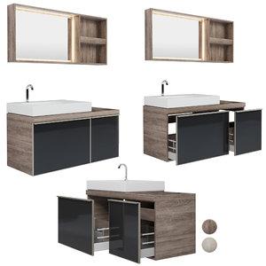 furniture set geberit citterio model