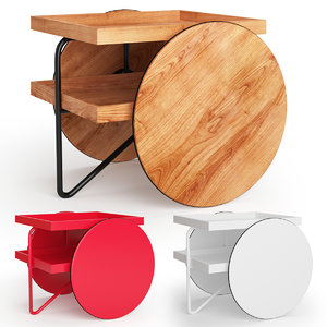 casamania chariot mobile table max
