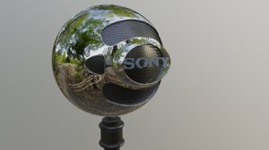 microphone mic sony 3D