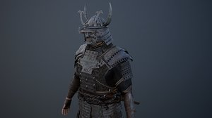armor character 3D
