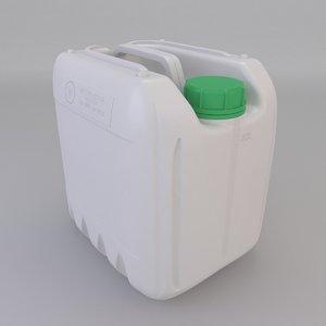 canister model