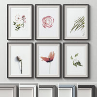 Picture Frames Set -134
