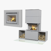 Fireplaces Collection