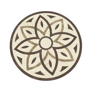 marble navel pattern model