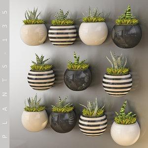 plants 135 3D