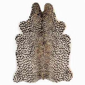 rug fur gepard 3D model