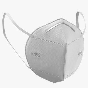 3D model respiratory mask 02