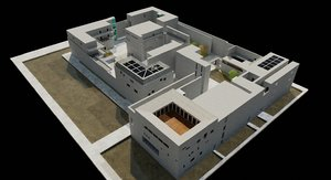 building 11 model