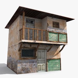 3D ready slum