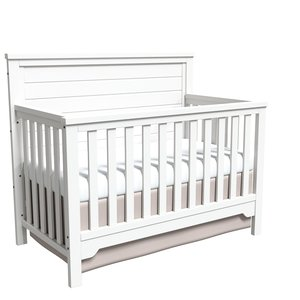 crib bambibaby 3D model