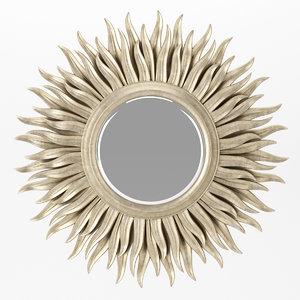 3d chelini mirror model