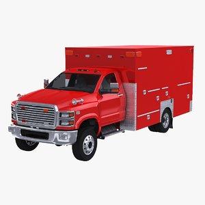 ambulance 3D