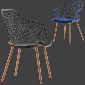 3D innova australia greville chair model