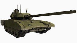 3D games gun armor model