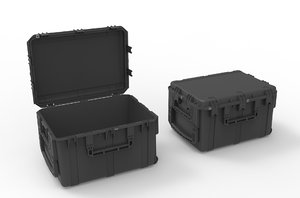 3D box-military case