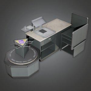 pbr ready - 3D model