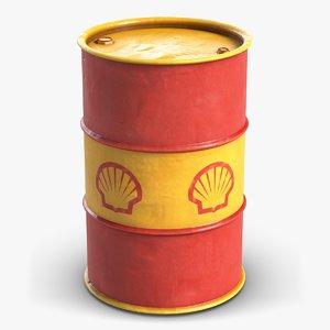 barrel 2 shell oil 3ds