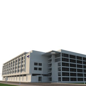 industry building model
