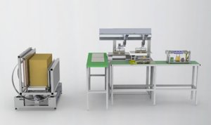turnover mechanism assembly 3D model