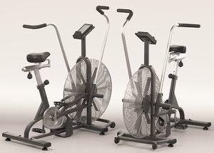 air bike 3D