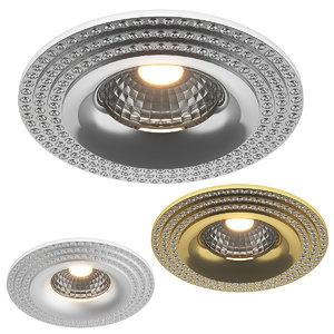 3D 01197x miriade lightstar recessed