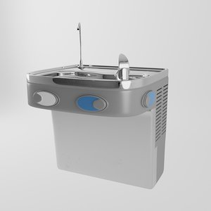 3D ibbl drinking fountain bebedouro