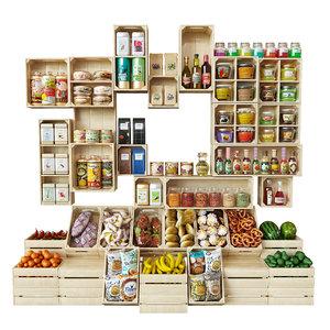 store shelf model