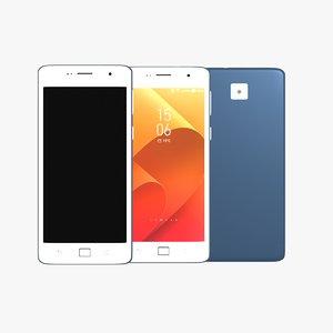 3D phone smartphone smart model
