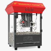 Great Northern Antique Style Popcorn Machine