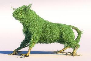 bull tree hd 3D
