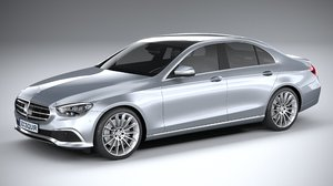 mercedes e-class sedan model
