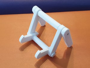 3D model phone smartphone stand