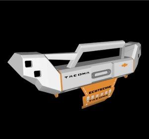 bumper tacoma ecotechne model