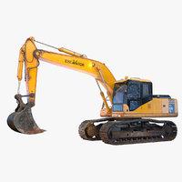 Excavator PBR