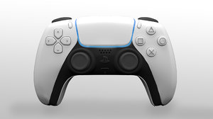 ps5 controller sony 3D model