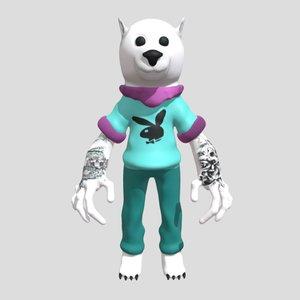character creature model