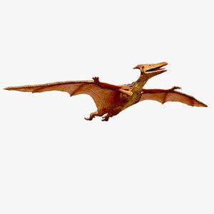 3D pterodactyl