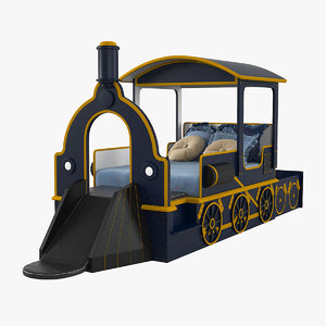 savio firmino bed train model