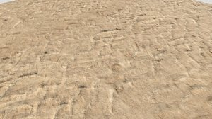 Desert Wasteland Ground PBR pack 9