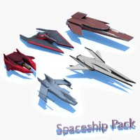 Spacecraft Pack