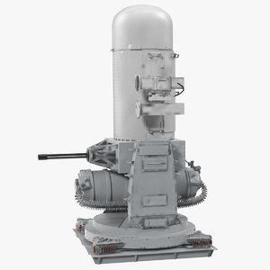gun mk 15 phalanx 3D