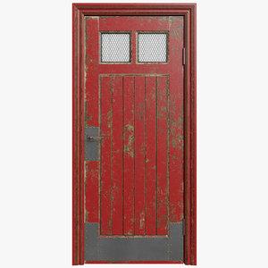 3D 7 door