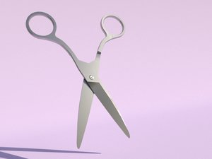 scissors universal wide model