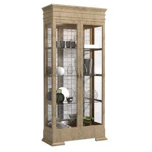 3D cabinet john richard living room