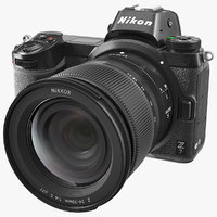 Nikon Z7 with Nikon Z 24 70mm f4 S Lens
