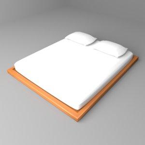 futon bed model