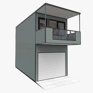 station elling modul 1 3D
