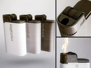 3D collector s lighter